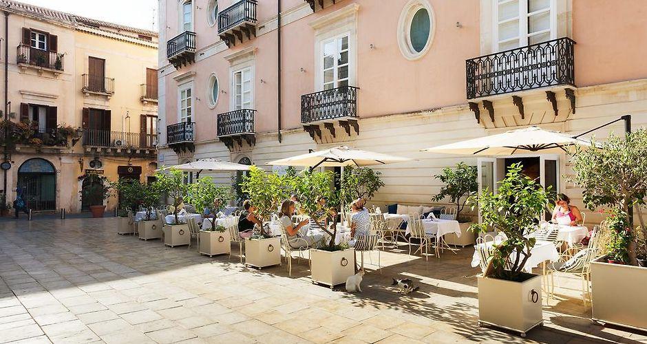 ANTICO HOTEL ROMA 1880 SYRACUSE - Syracuse, Italy