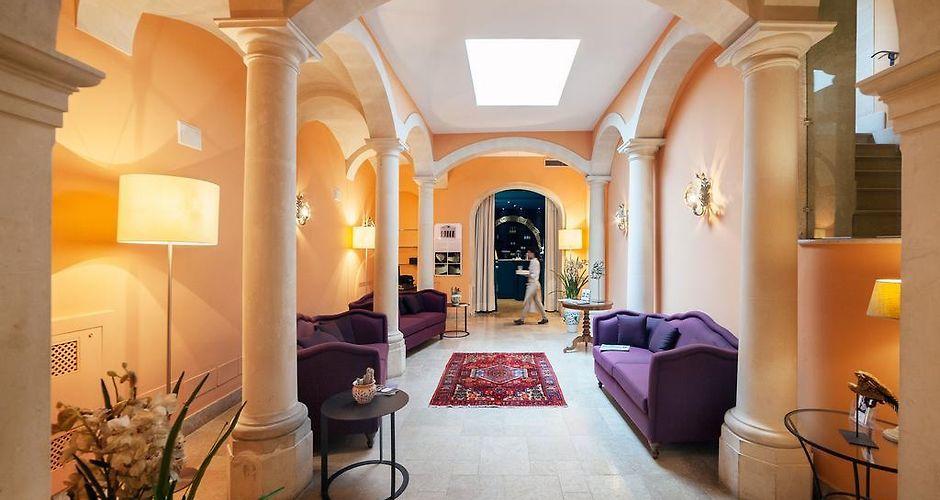Antico Hotel Roma 1880 Syrakus